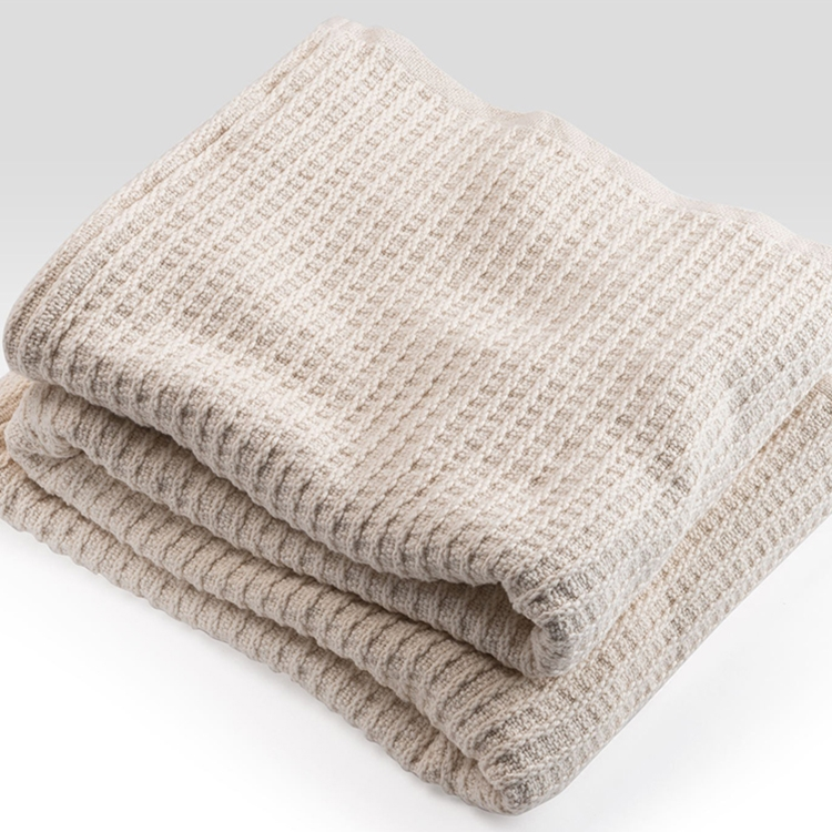 Cotton Bethel Blanket by Brahms Mount