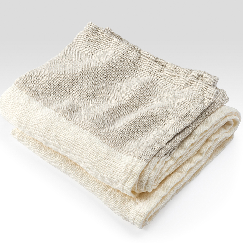 Caribou Bath Towel By Brahms Mount
