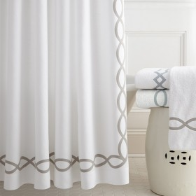 Arcadia Leigh Shower Curtain by Legacy Home
