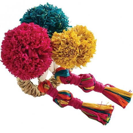 Fiesta Napkin Rings (Set of 4) by Kim Seybert