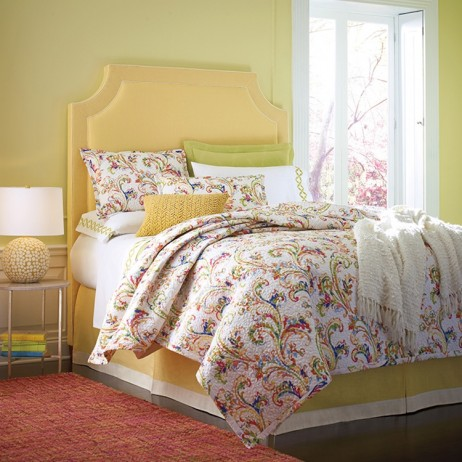 Freesia Quilt & Shams By Company C