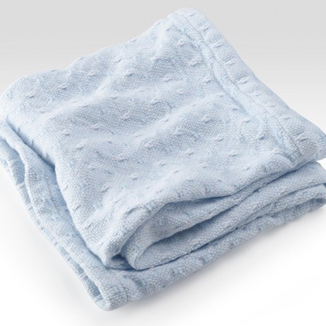 Baby Blanket Cotton Sandpiper by Brahms Mount