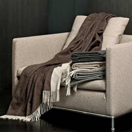 Dolomiti Throw by Signoria Frienze