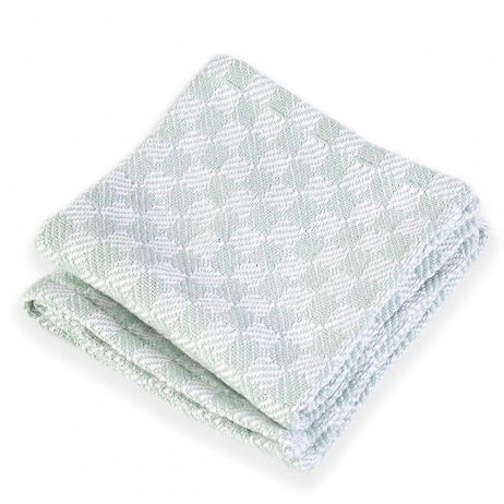 Baby Blanket Cotton Pogonia by Brahms Mount