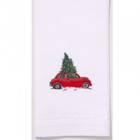 Christmas Tree Car By Henry Handwork