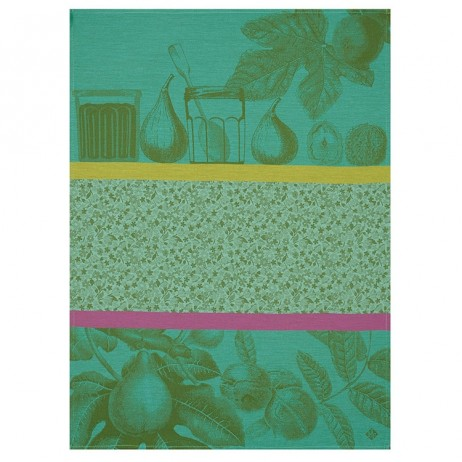 Confiture Tea Towel (Set of 4) By Le Jacquard Francais