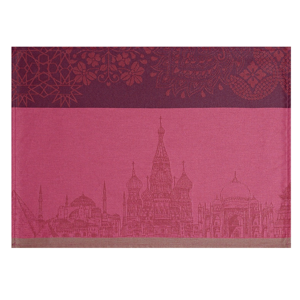 Evasion Coated Placemats By Le Jacquard Francais