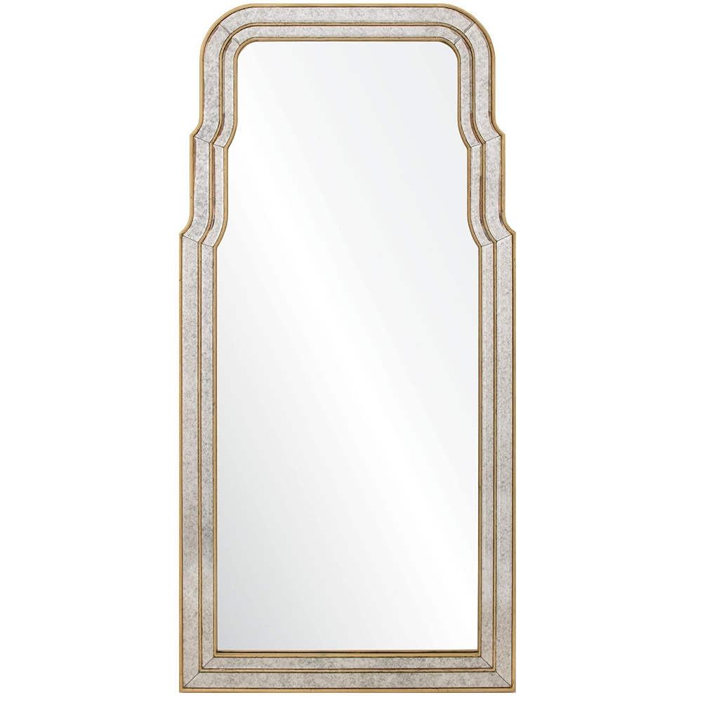 Mirror Framed Mirror BW3006 By Mirror Image Home