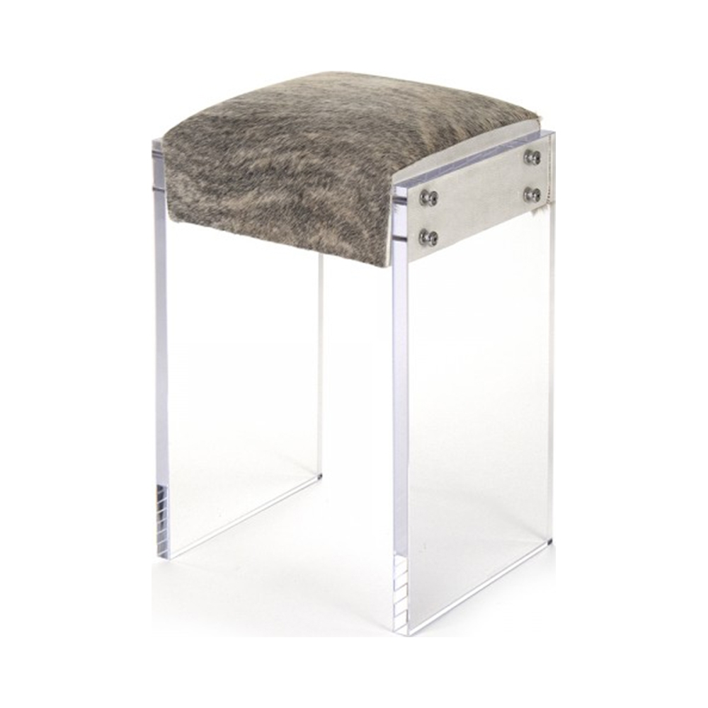 Acrylic Counter Stool ZF026 by Zentique