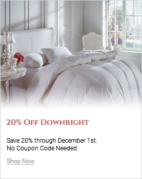 Save 20% On Downright Line